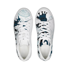 Load image into Gallery viewer, Dwayne Elliott Collection Paisley design Sneaker - Dwayne Elliott Collection