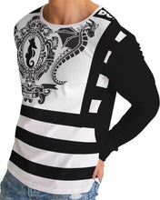 Load image into Gallery viewer, Dwayne Elliott Collection  Men's Long Sleeve Tee - Dwayne Elliott Collection