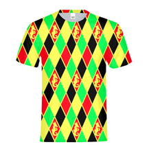Load image into Gallery viewer, Dwayne Elliott Colection RBG Kids Tee - Dwayne Elliott Collection