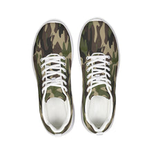 Laden Sie das Bild in den Galerie-Viewer, Dwayne Elliott Collection Camo Athletic Shoe - Dwayne Elliott Collection