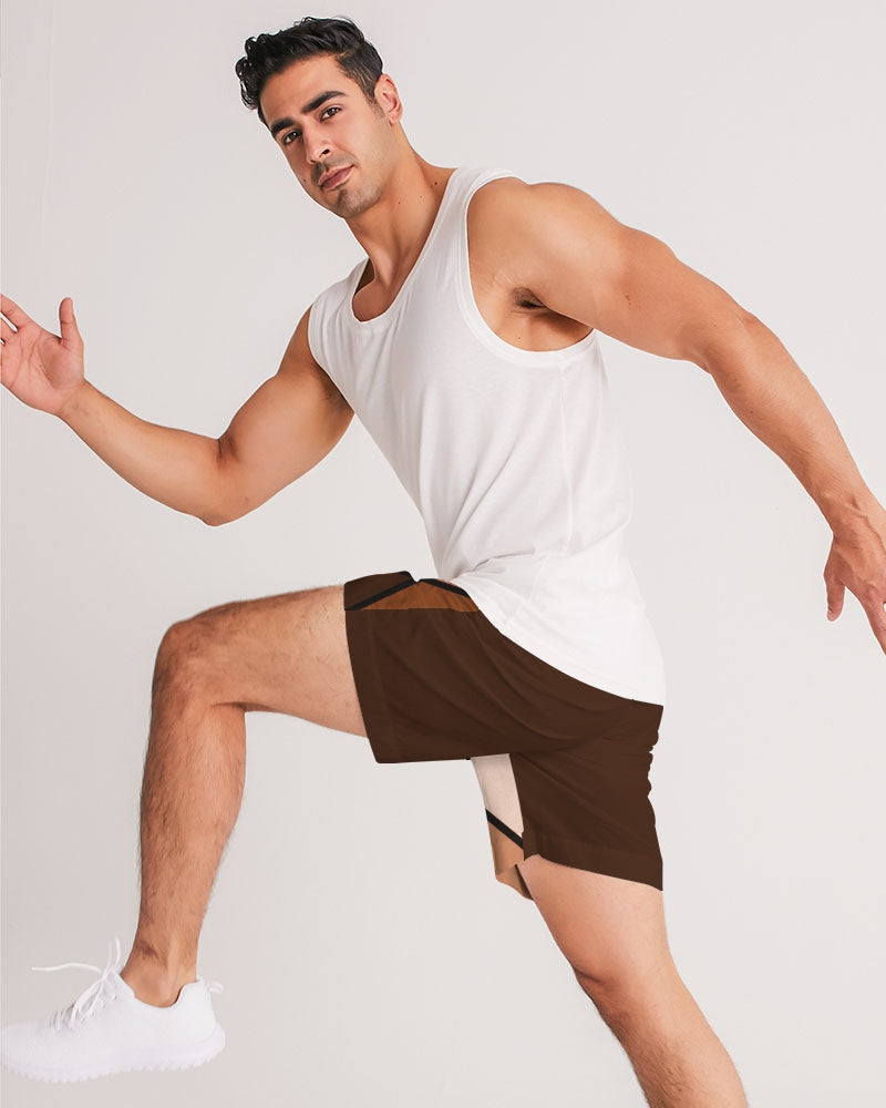 Dwayne Elliott Collection Men's Jogger Shorts - Dwayne Elliott Collection
