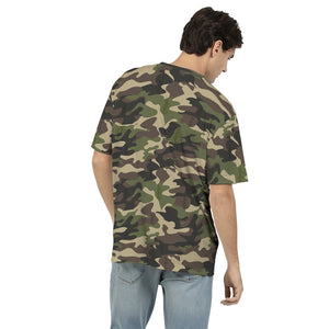 Dwayne Elliott Collection Camo Men's Tee - Dwayne Elliott Collection