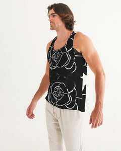 Dwayne Elliot Collection Black Rose Tank - Dwayne Elliott Collection
