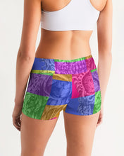 Load image into Gallery viewer, Women's Mid-Rise Yoga Shorts