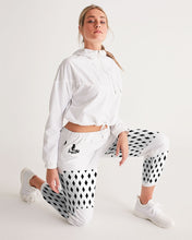 Load image into Gallery viewer, Dwayne Elliott Collection Black Diamond Women's Track Pants - Dwayne Elliott Collection