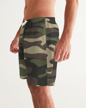 Load image into Gallery viewer, Dwayne Elliott Collection Camo Men's Swim Trunk - Dwayne Elliott Collection