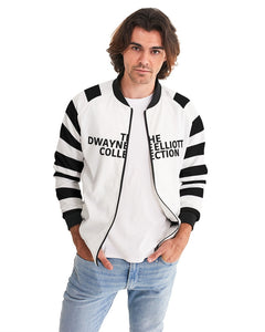Dwayne Elliott Collection Flag Men's Bomber Jacket - Dwayne Elliott Collection