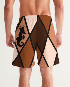 Dwayne Elliott Collection Men's Swim Trunk - Dwayne Elliott Collection