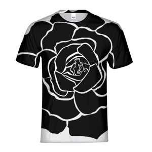 Dwayne Elliot Collection Black Rose Kids Tee - Dwayne Elliott Collection