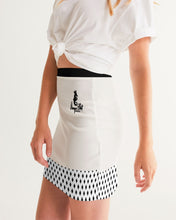 Load image into Gallery viewer, Dwayne Elliott Collection Black Diamond Women's Mini Skirt - Dwayne Elliott Collection