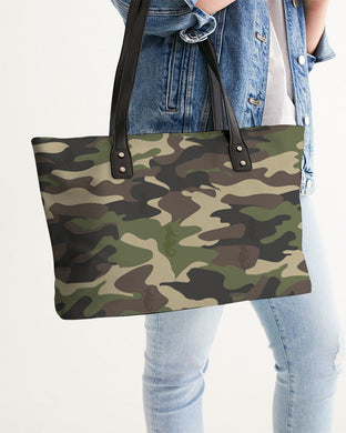 Dwayne Elliott Collection Camo Stylish Tote - Dwayne Elliott Collection