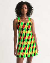 Load image into Gallery viewer, Dwayne Elliott Colection RBG Women's Racerback Dress - Dwayne Elliott Collection