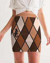 Load image into Gallery viewer, Dwayne Elliott Collection Women's Mini Skirt - Dwayne Elliott Collection