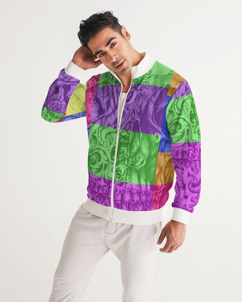 Skull Bow Men's Track Jacket