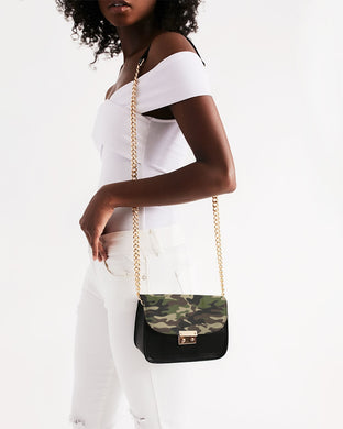 Dwayne Elliott Collection Camo Small Shoulder Bag - Dwayne Elliott Collection