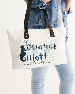 Dwayne Elliott Collection Paisley design Stylish Tote - Dwayne Elliott Collection