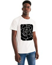 Load image into Gallery viewer, Dwayne Elliot Collection Black Rose Men's Graphic Tee - Dwayne Elliott Collection