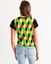 Laden Sie das Bild in den Galerie-Viewer, Dwayne Elliott Colection RBG Women's Tee - Dwayne Elliott Collection