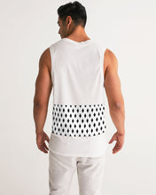 Load image into Gallery viewer, The Dwayne Elliott Black Diamond Collection Men's Sport Tank - Dwayne Elliott Collection