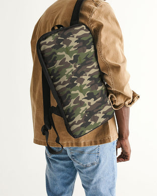 Dwayne Elliott Collection Camo Slim Tech Backpack - Dwayne Elliott Collection