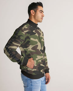 Dwayne Elliott Collection Camouflage Track Jacket - Dwayne Elliott Collection