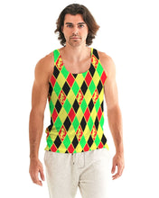 Laden Sie das Bild in den Galerie-Viewer, Dwayne Elliott Colection RBG Men's Tank - Dwayne Elliott Collection