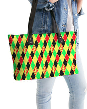 Load image into Gallery viewer, Dwayne Elliott Colection RBG Stylish Tote - Dwayne Elliott Collection
