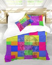 Load image into Gallery viewer, Queen Duvet Cover Set
