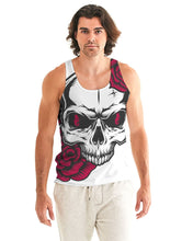 Load image into Gallery viewer, Dwayne Elliott Collection Skull Rose Men's Classic Tank - Dwayne Elliott Collection