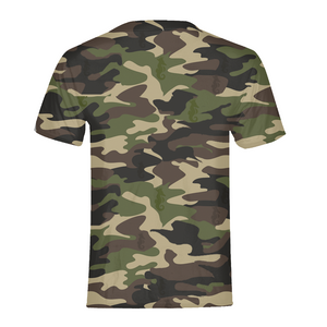 Dwayne Elliott Collection Camo Kids Tee - Dwayne Elliott Collection