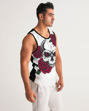 Load image into Gallery viewer, Dwayne Elliott Collection Skull Rose Men's Sport Tank - Dwayne Elliott Collection