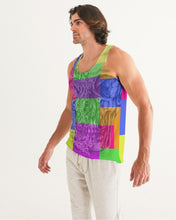 Load image into Gallery viewer, Skull Bow Men's Tank