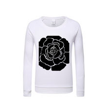 Laden Sie das Bild in den Galerie-Viewer, Dwayne Elliot Collection Black Rose Kids Long Sleeve Tee - Dwayne Elliott Collection