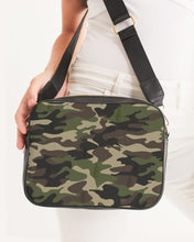 Load image into Gallery viewer, Dwayne Elliott Collection Camo Crossbody Bag - Dwayne Elliott Collection