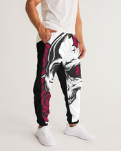Load image into Gallery viewer, Dwayne Elliott Collection Skull Rose Men's Track Pants - Dwayne Elliott Collection