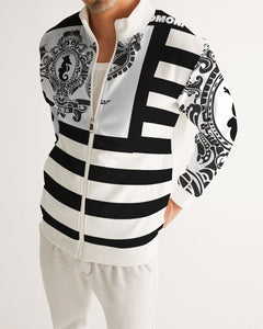 Dwayne Elliott Collection Men's Track Jacket - Dwayne Elliott Collection