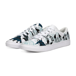 Dwayne Elliott Collection Paisley design Sneaker - Dwayne Elliott Collection