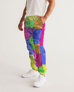 Skull Bow Men's Track Pants