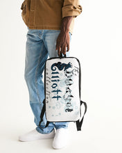Load image into Gallery viewer, Dwayne Elliott Collection Slim Tech Backpack - Dwayne Elliott Collection