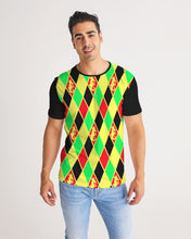 Load image into Gallery viewer, Dwayne Elliott Colection RBG Men's Tee - Dwayne Elliott Collection