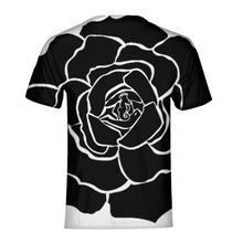 Load image into Gallery viewer, Dwayne Elliot Collection Black Rose Kids Tee - Dwayne Elliott Collection