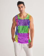 Load image into Gallery viewer, Skull Bow Men's Sports Tank
