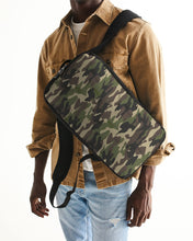Load image into Gallery viewer, Dwayne Elliott Collection Camo Slim Tech Backpack - Dwayne Elliott Collection