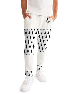 Dwayne Elliott Collection Black Diamond   Men's Joggers - Dwayne Elliott Collection