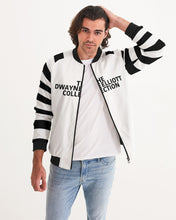 Load image into Gallery viewer, Dwayne Elliott Collection Flag Men's Bomber Jacket - Dwayne Elliott Collection