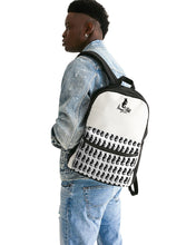 Load image into Gallery viewer, Dwayne Elliot Collection Track Pants Small Canvas Backpack - Dwayne Elliott Collection