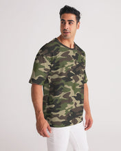 Load image into Gallery viewer, Dwayne Elliott Collection Camouflage Men's Premium Heavyweight Tee - Dwayne Elliott Collection