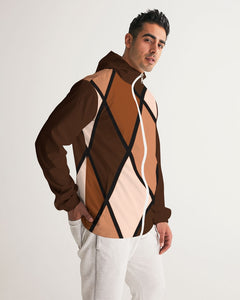 Dwayne Elliott Collection Men's Windbreaker - Dwayne Elliott Collection