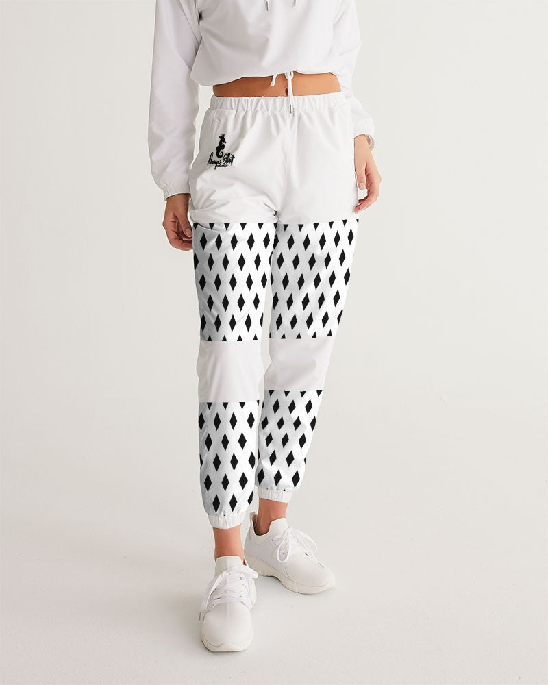 Dwayne Elliott Collection Black Diamond Women's Track Pants - Dwayne Elliott Collection
