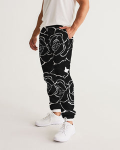 Dwayne Elliot Collection Black Rose Men's Track Pants - Dwayne Elliott Collection